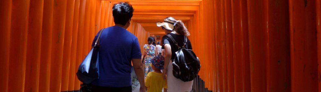 Fushimi Inari-taisha i Kyoto