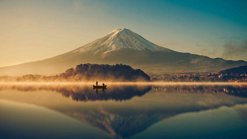 Res till Japan