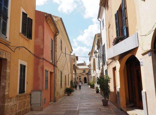 Alcudia i Mallorca