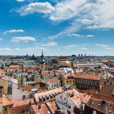 Res till Prag