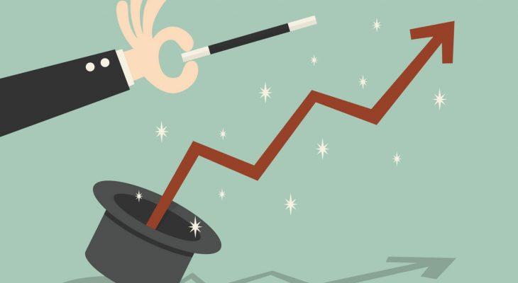 Det är nästan omöjligt att förutspå marknaden