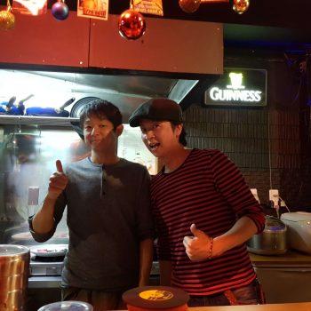 Shota och Hiroshi