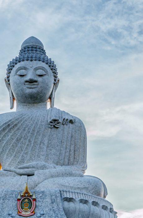 Big Buddha i Thailand