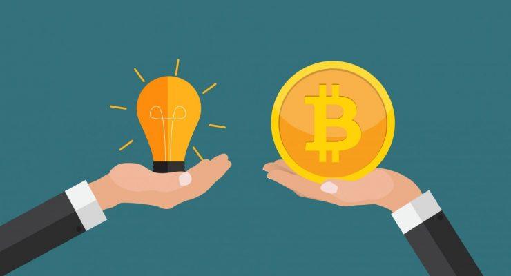 Bitcoin idé