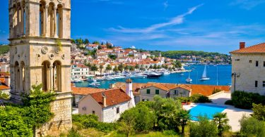 Resor till Kroatien