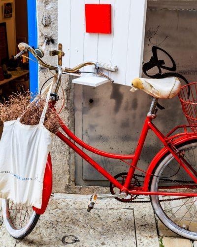 Cykla i Kroatien