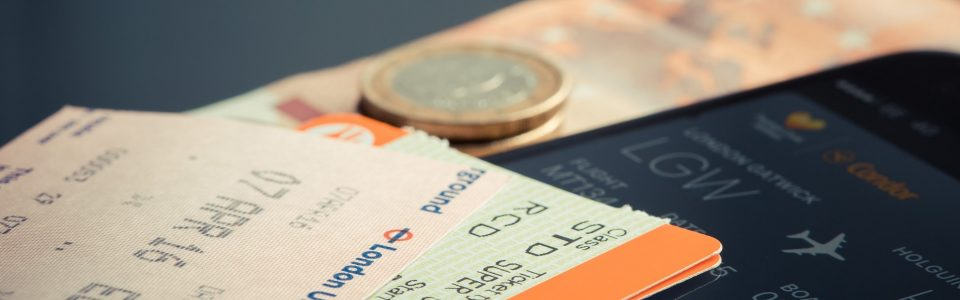 Flygbiljetter