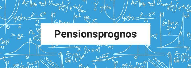 Pensionsprognos