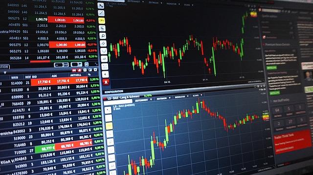 Börsen störtdyker