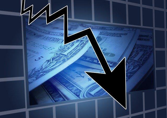 Fallande ekonomi