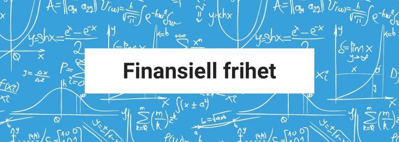 Finansiell frihet