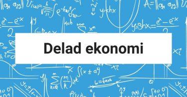 Delad ekonomi