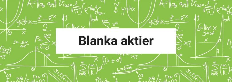 Blanka-aktier
