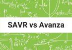 SAVR-vs-Avanza