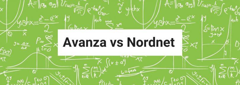 Avanza-vs-Nordnet