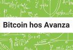 Bitcoin hos Avanza